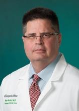 Brian Worley, M.D.