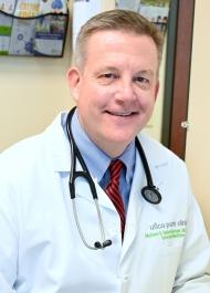 Michael Gebetsberger, M.D.