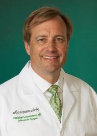 Christian Luessenhop, M.D.