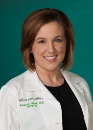 Amanda Bostian Miles, M.D.