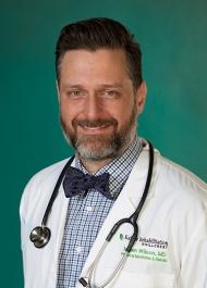 Isaiah Wilson, MD