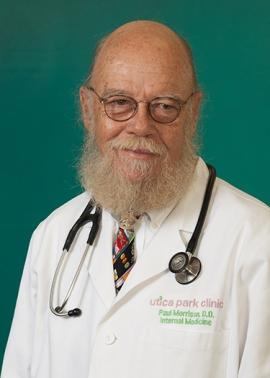 Paul Morrison, D.O.