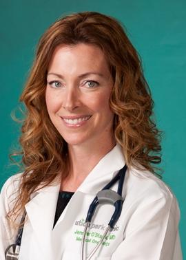 Jennifer O'Stasik, M.D.